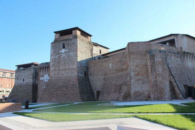 Castel Sismondo di Rimini