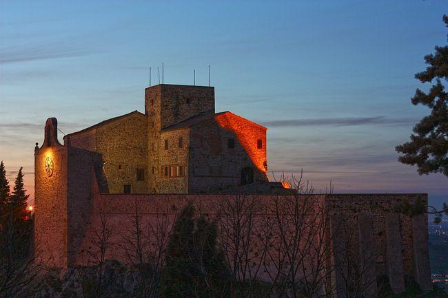 Rocca Malatestiana di Verrucchio