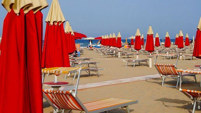 Spiaggia della Romagna