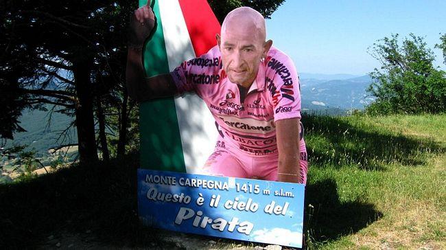 Monte Carpegna, percorso in bicicletta molto amato da Marco Pantani