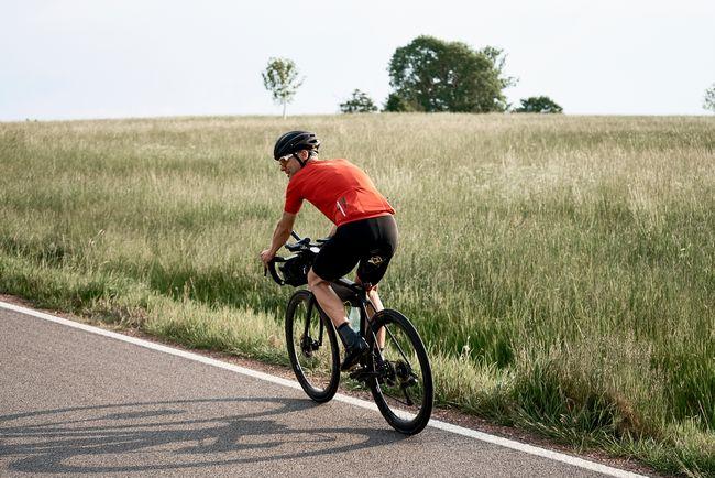 percorso per cicloturismo in Romagna